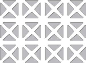 Custom Period-Matched Perforated Grille Patterns